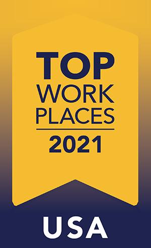 Top workplaces logo 2021 USA 300w